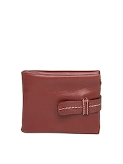 Fume Unisex Red Wallet