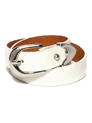 Fume Unisex White Bracelet