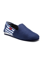 Funk Men Navy Blue Casual Shoes