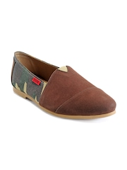 Funk Men Brown Casual Shoes