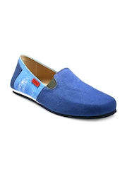 Funk Men Blue Casual Shoes