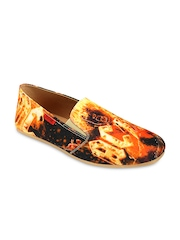 Funk Men Multicoloured Printed Casual Shoes