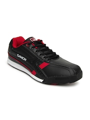 G Sports Men Black Chelse Casual Shoes