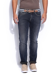 GAS Men Blue Slim Fit Jeans