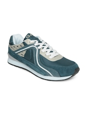 GAS Men Teal Blue Casual Shoes