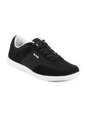GAS Men Black Casual Shoes