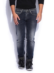 GAS Men Navy Jeans
