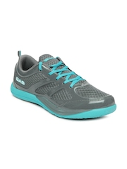 GAS Men Grey Bout Sports Shoes
