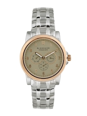 Giordano Men Grey Dial Watch