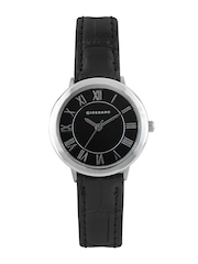 Giordano Women Black Dial Watch