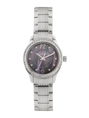 Giordano Women Purple Dial Watch