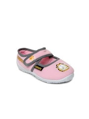Garfield Girls Baby Pink Casual Shoes