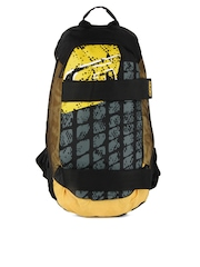 Gear Unisex Black Backpack