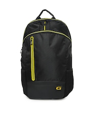 Gear Unisex Black Century2 Backpack