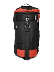 Gear Unisex Black Duffle Bag
