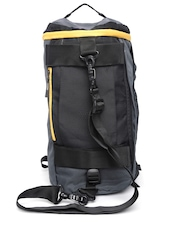 Gear Unisex Grey Duffle Bag