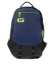 Gear Unisex Navy Backpack
