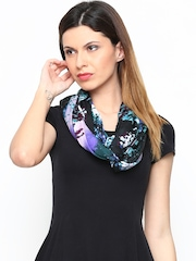 Get Wrapped Women Multicoloured Snood