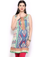 Gili Women Multicoloured Printed Kurta