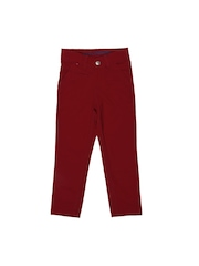 Gini and Jony Boys Red Trousers