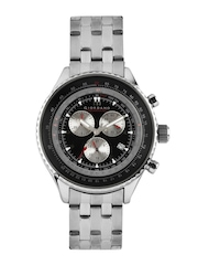 Giordano Men Black Dial Watch