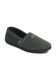 Gliders Men Grey Monark Casual Shoes