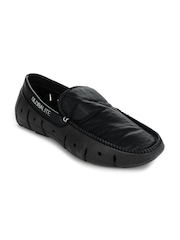 Globalite Men Black Casual Shoes