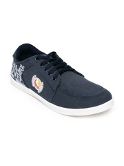 Globalite Men Navy Casual Shoes