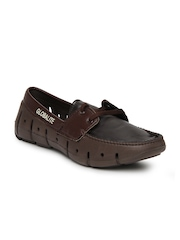 Globalite Men Brown Groove II Casual Shoes