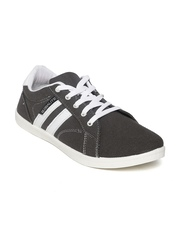 Globalite Men Grey Casual Shoes