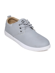 Globalite Men Grey Taylor Casual Shoes