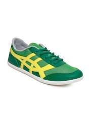 Globalite Men Green Wings Ace Casual Shoes