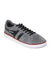 Gola Men Grey Duke Suede Casual Shoes