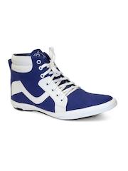 Guava Men Blue Casual Shoes