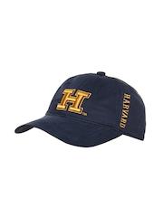HARVARD Men Navy Veritas Vintage Cap