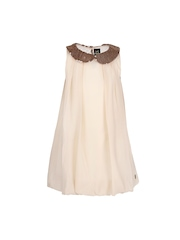 HERBERTO Girls Beige A-Line Dress