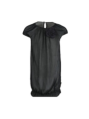 HERBERTO Girls Black Shift Dress