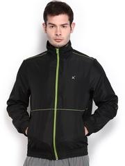 HRX Men Black Active Training Jacket