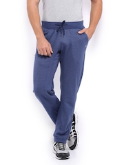 HRX Men Blue Active Track Pants