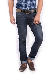 HRX Men Blue Jeans