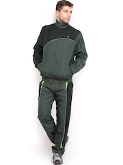 HRX Men Sports Active Run Pro Grey Tracksuit