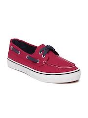 HRX Men Red Boat Shoes