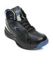 HRX Men Black Sports Shoes