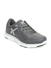 HRX Men Grey Sports Shoes