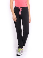 HRX Women Black Track Pants