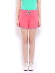 HRX Women Pink Shorts