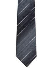 Hakashi Men Dark Blue Silk Tie