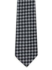 Hakashi Black Silk Tie
