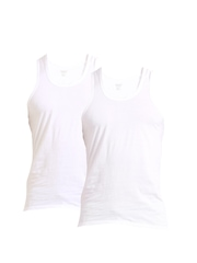Hanes Men Pack Of 2 Innerwear Vests C005-001-P2