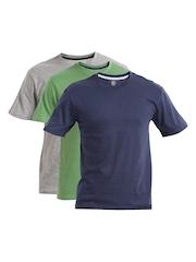 Hanes Men Pack of 3 Crew T-shirts